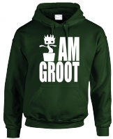 I AM GROOT HOODIE - INSPIRED BY GUARDIANS OF THE GALAXY